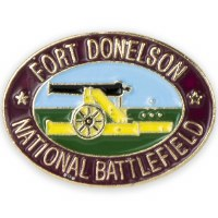 Fort Donelson National Battlefield Pin