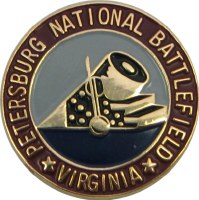 Petersburg National Battlefield Pin