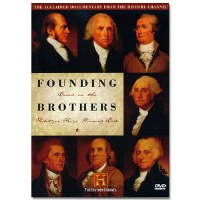 Founding Brothers DVD