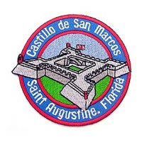 Castillo de San Marcos Patch