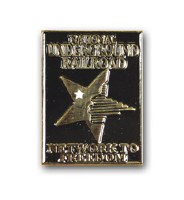 Underground Railroad Lapel Pin