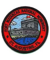 Fort Matanzas Patch