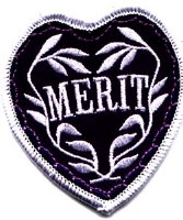 Badge of Military Merit (Purple Heart) Patch