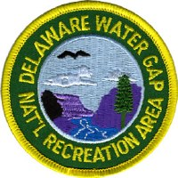 Delaware Water Gap - Patch