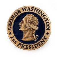 George Washington Pin