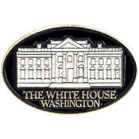 White House Collector's Edition Lapel Pin