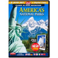 Discover America's National Parks DVD