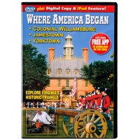 Where America Began DVD