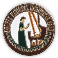 Lowell National Historical Park Pin