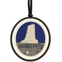 Wright Brothers Memorial Ornament