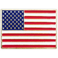 The United States Flag Collector's Edition Lapel Pin