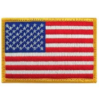 American Flag Patch - Collector's Edition