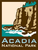 ANP Acadia National Park Pin