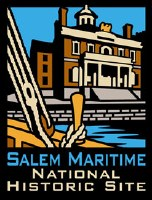ANP Salem Maritime National Historic Site Pin