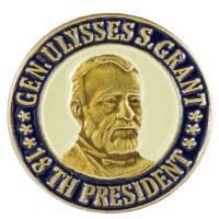 General Ulysses S. Grant Pin