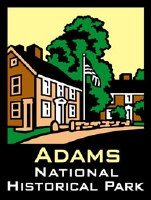 ANP Adams National Historial Park Pin