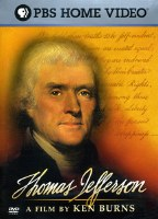 DVD Thomas Jefferson by Ken Burns