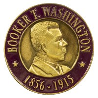 Booker T. Washington Pin