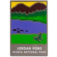 Jordan Pond Pin