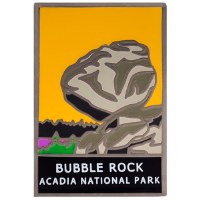 Bubble Rock Pin