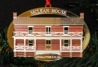 McLean House Ornament