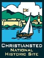 ANP Christiansted National Historic Site Magnet