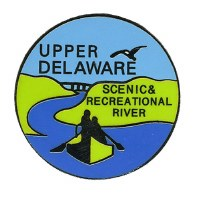 Upper Delaware Scenic and Recreational River Pin