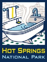 ANP Hot Springs National Park Pin
