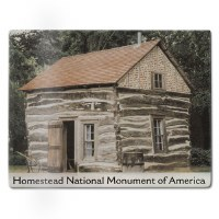 Homestead National Monument of America Magnet
