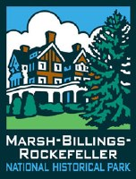 ANP Marsh-Billings-Rockefeller Pin