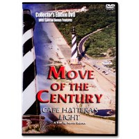 Move of the Century: Cape Hatteras Light DVD