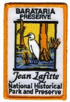 Jean Lafitte NHP&P Barataria Preserve Patch