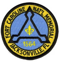 Fort Caroline National Memorial Patch