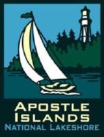 ANP Apostle Islands Pin