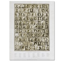 101 Prominent Colored People Poster