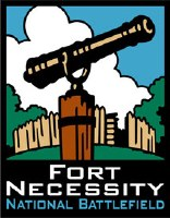 ANP Fort Necessity National Battlefield Pin