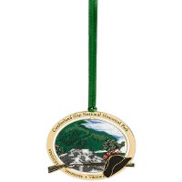 Cumberland Gap National Historical Park Collectible Ornament