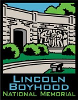 ANP Lincoln Boyhood Magnet