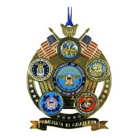 Honor Those Who Serve Ornament
