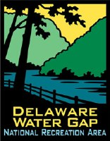 ANP Delaware Water Gap Pin