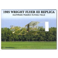 Scenic Wright Flyer III Magnet