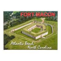 Fort Macon Magnet