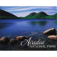 Acadia National Park Jordon Pond Magnet