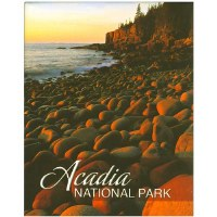 Acadia National Park Otter Cliff Magnet