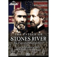 The Battle of Stones River DVD