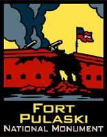 ANP Fort Pulaski National Monument Pin