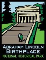 ANP Lincoln Birthplace Pin