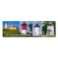 Lighthouses of Cape Cod Magnet
