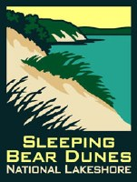 ANP Sleeping Bear Dunes National Lakeshore Pin