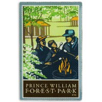 Prince William Forest Park Pin
